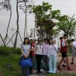 2007년 봄야유회 여직원